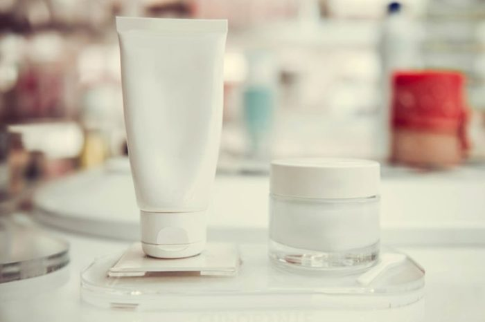 facial cleanser and moisturizer