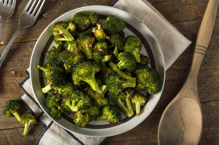 sauteed broccoli