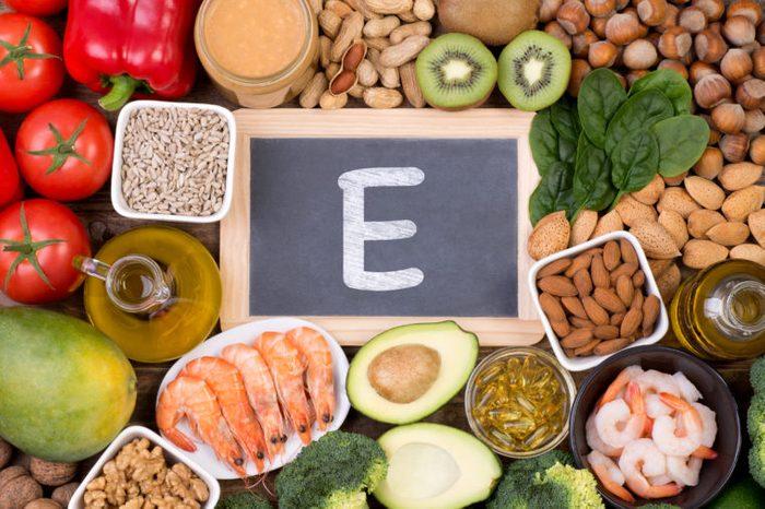 food vitamin e