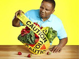 health scares vegetables