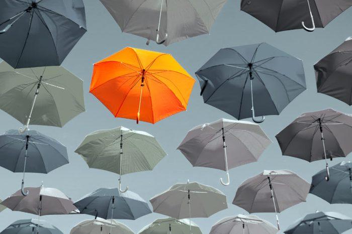 personality image umbrellas