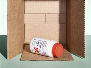 drug shortages box and pill