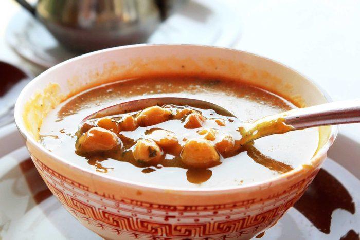 bowl of yummy soup