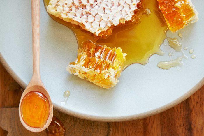 homemade foot scrubs honey