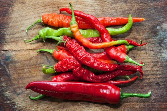 weight loss secrets thailand hot peppers