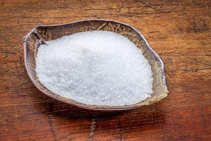 epsom salt in container