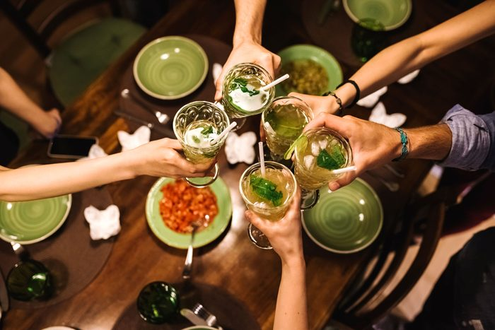 Happy Hour Alert Alcohol Revs Up Hunger And Appetite