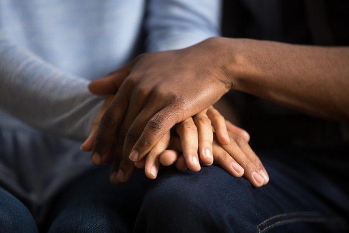 african american hands
