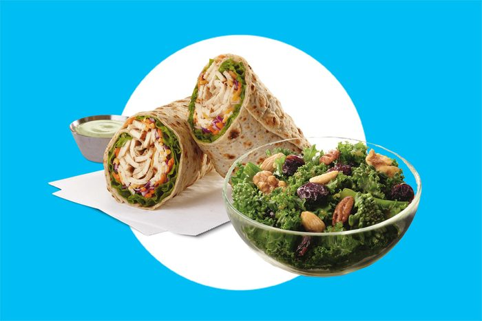 Chic-fil-A-Grilled-Chicken-Wrap-with-Superfood-Salad