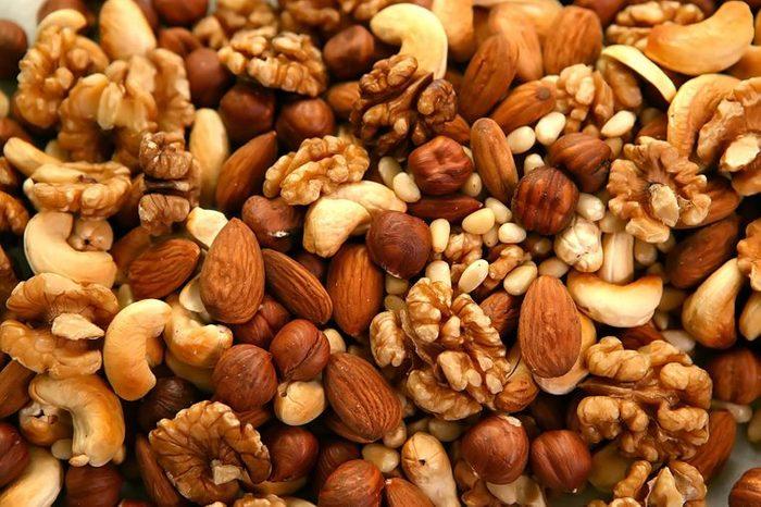 Nut mix.
