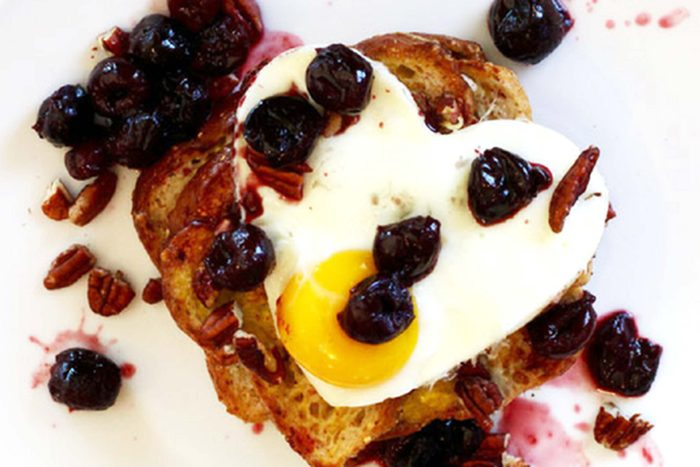 Protein-Rich-Cherry-French-Toast