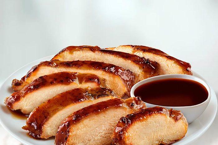 Teriyaki Chicken dish from pandaexpress.com