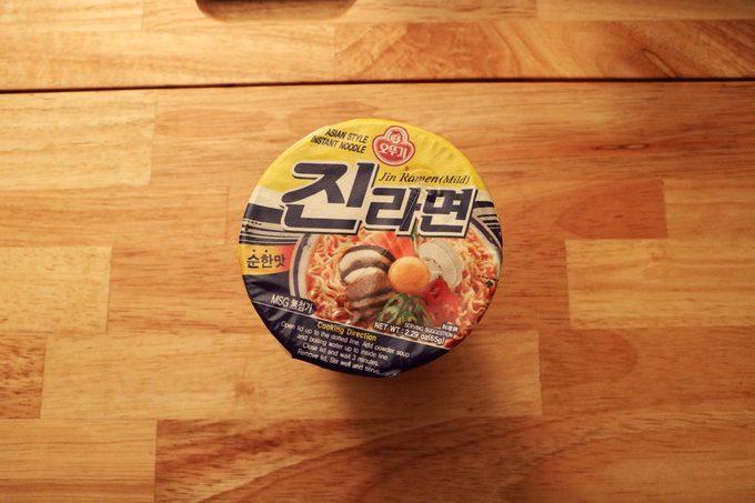 Ramen noodle package