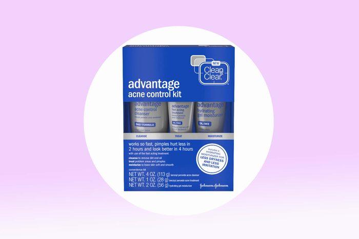 Clean & Clear Advantage Acne Treatment Control Kit