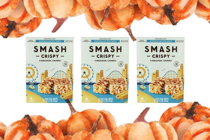 Smash Crispy treats