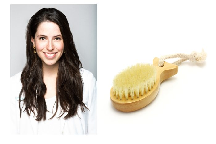 dermatologist Nava Greenfield