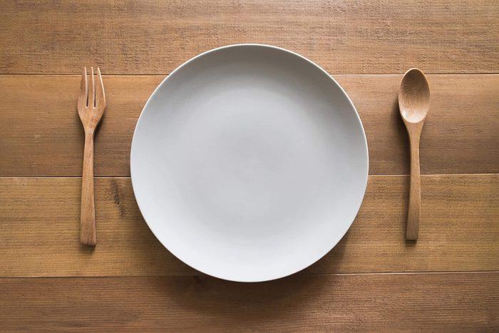 Spoon-Fork-Plate