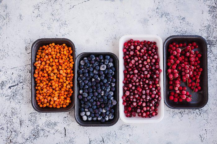 Frozen-fruit