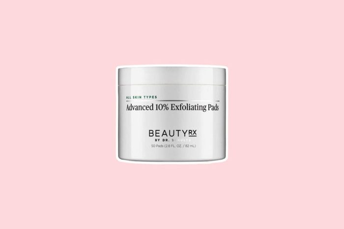 BeautyRX brand container