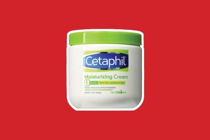 tub of Cetaphil Moisturizing Cream