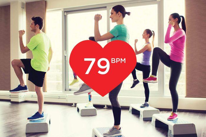 aerobic exercise class
