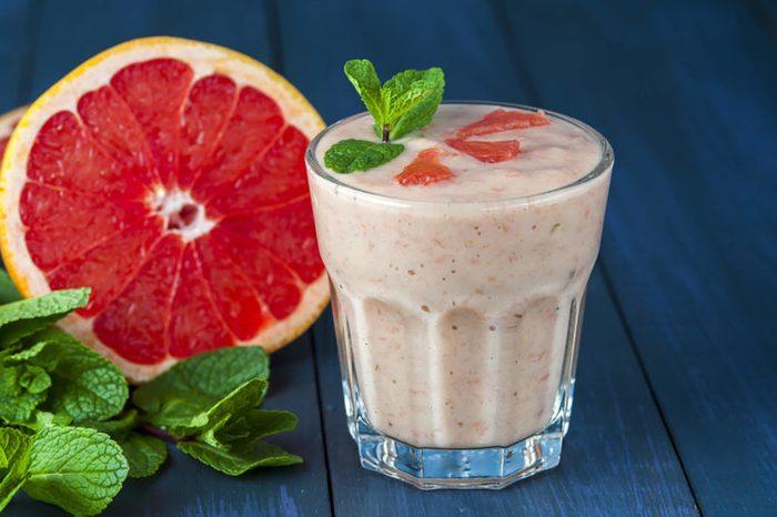 grapefruit smoothie