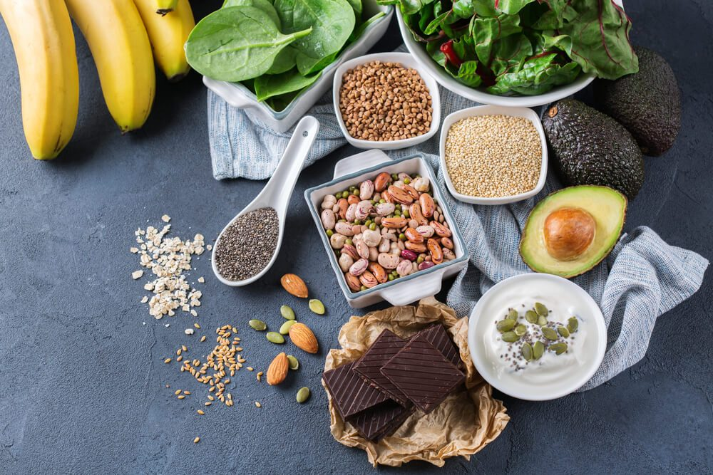 foods that are rich in magnesium