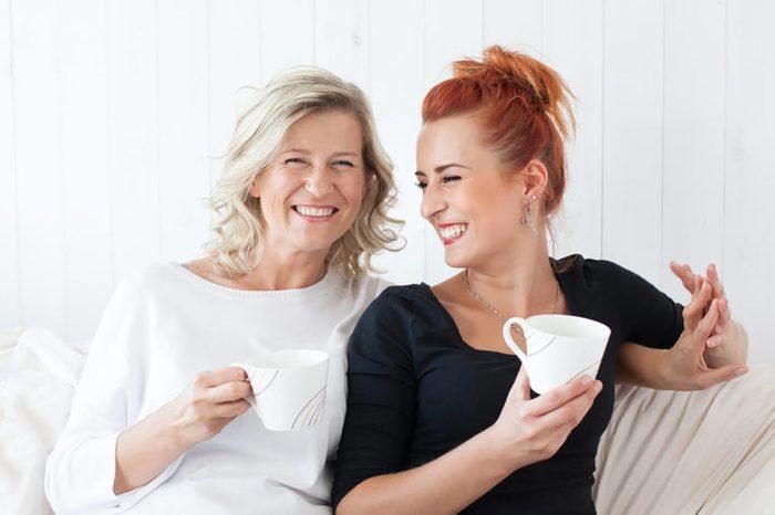 women-laughing