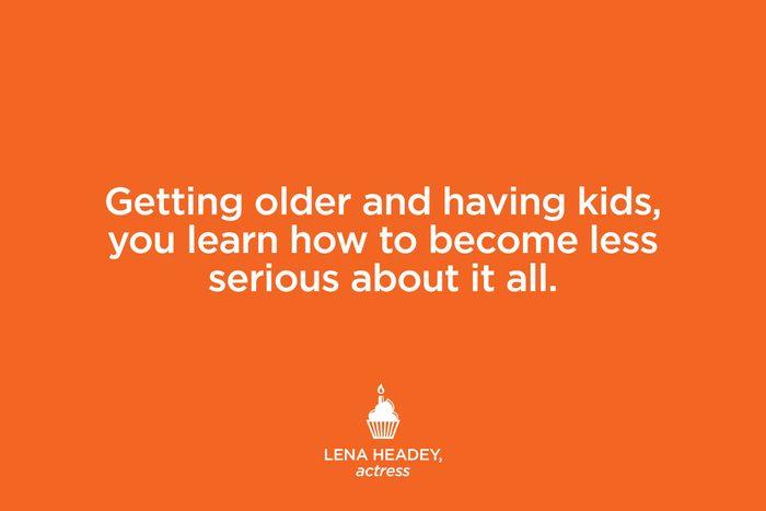 Actress Lena Headey.