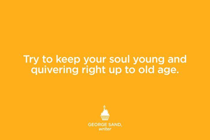 Writer George Sand.