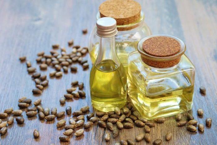 castor oil with castor