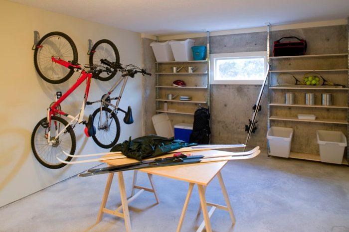 basement of house
