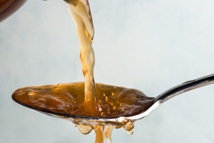 Apple Cider Vinegar in motion
