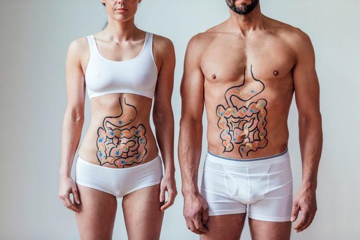 choline and metabolism concept