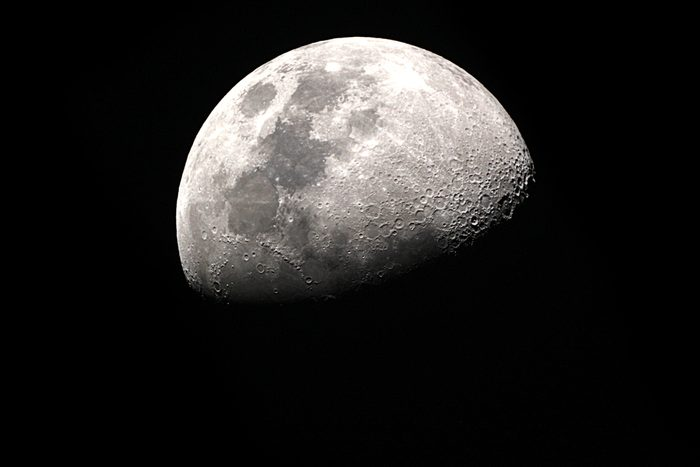 Half Moon Background