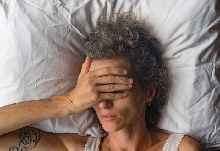 anxiety and insomnia