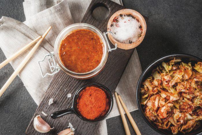 summer kimchi recipe