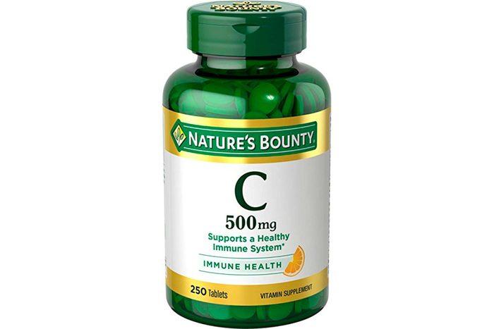 vitamin C anti-aging supplement