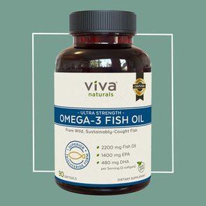 fish oil anti-aging supplement