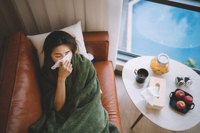 sinus infection pressure