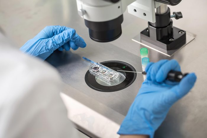 doctor lab medical microscope dna genes