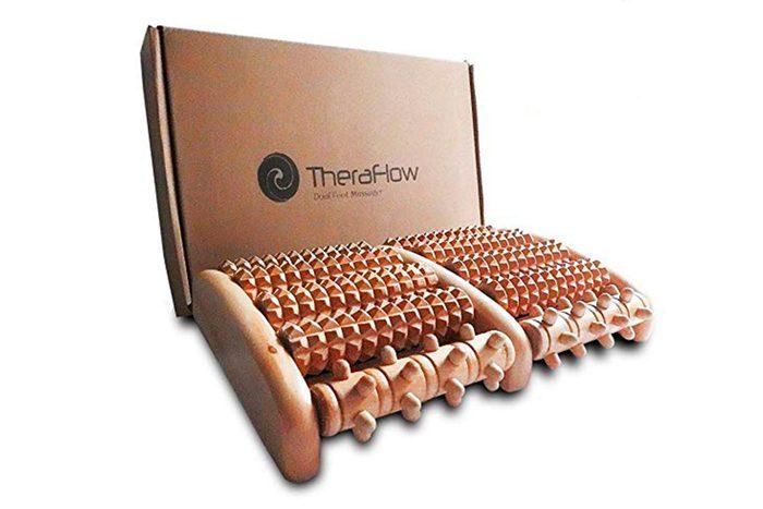 Theraflow foot massager