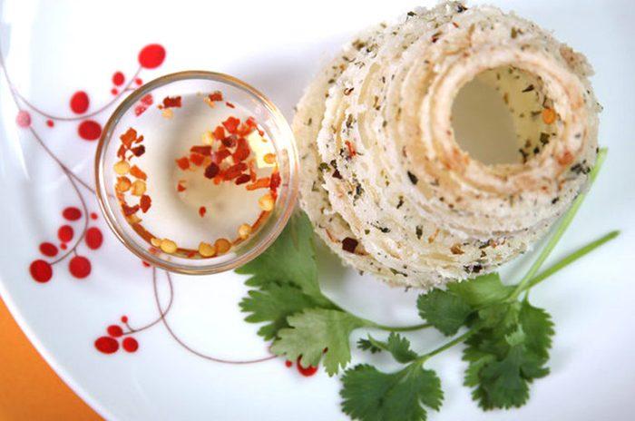 onion rings thai dipping sauce