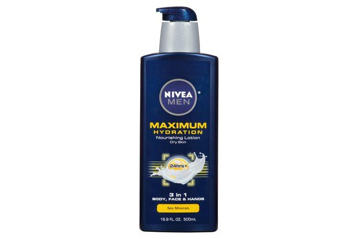 Nivea Men Maximum Hydration 3-in-1 Nourishing Lotion, 16.9 OZ