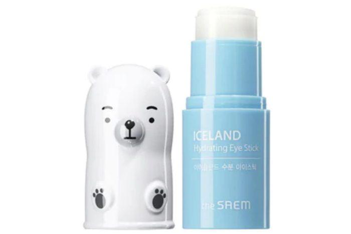 The Saem Iceland Hydrating Eye Stick, 0.25 OZ