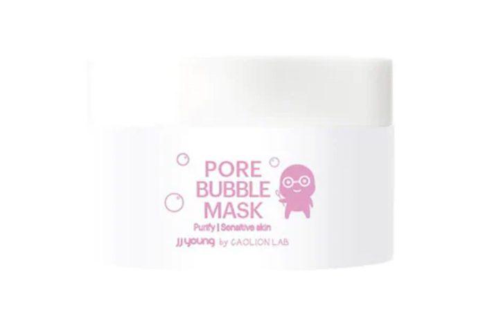 JJ Young Pore Bubble Mask