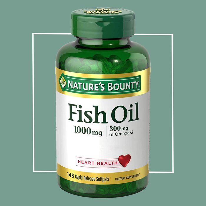 fish oil supplement