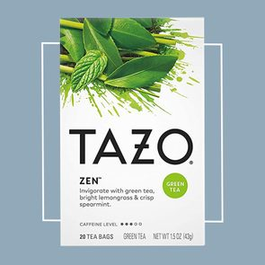 tazo zen green tea