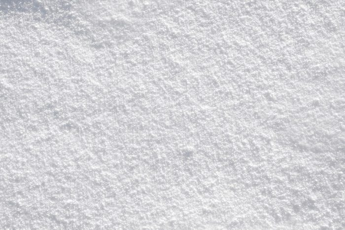 real snow texture