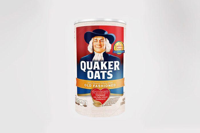 Quaker Oats oatmeal